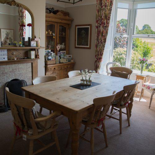 Lockhome Breakfast Room